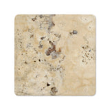 4 X 4 Philadelphia Travertine Tumbled Field Tile - American Tile Depot