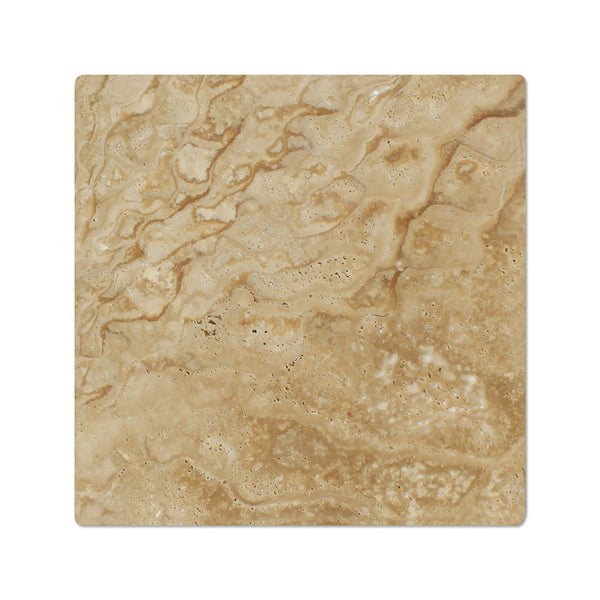12 X 12 Philadelphia Travertine Field Tile Tumbled
