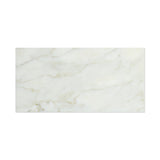 6 X 12 Calacatta Gold Marble Honed Subway Brick Field Tile - American Tile Depot - Commercial and Residential (Interior & Exterior), Indoor, Outdoor, Shower, Backsplash, Bathroom, Kitchen, Deck & Patio, Decorative, Floor, Wall, Ceiling, Powder Room - 5