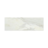 4 X 12 Calacatta Gold Marble Honed Field Tile - American Tile Depot - Shower, Backsplash, Bathroom, Kitchen, Deck & Patio, Decorative, Floor, Wall, Ceiling, Powder Room, Indoor, Outdoor, Commercial, Residential, Interior, Exterior