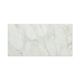 12 X 24 Calacatta Gold Marble Polished Field Tile - American Tile Depot - Shower, Backsplash, Bathroom, Kitchen, Deck & Patio, Decorative, Floor, Wall, Ceiling, Powder Room, Indoor, Outdoor, Commercial, Residential, Interior, Exterior