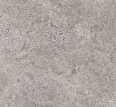 6 X 6 Tundra Gray (Atlantic Gray) Marble Polished Filed Tile