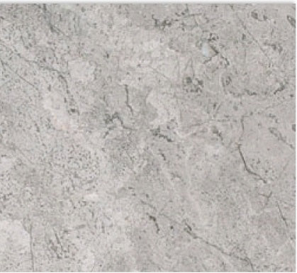 18 X 18 Tundra Gray (Atlantic Gray) Marble Polished Filed Tile