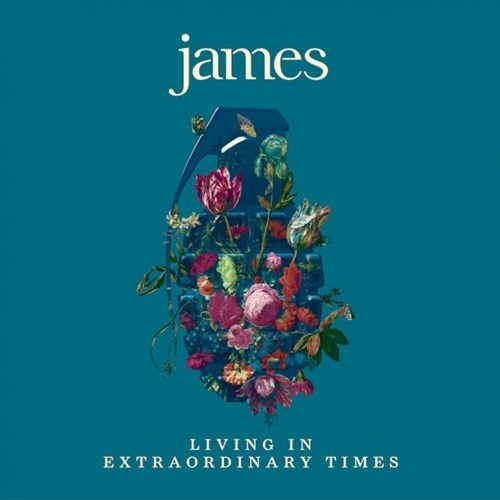 James ‎– Living In Extraordinary Times