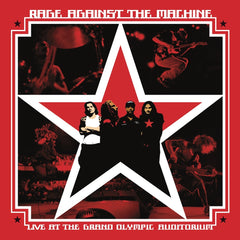 Rage Against The Machine ‎– Live At The Grand Olympic Auditorium