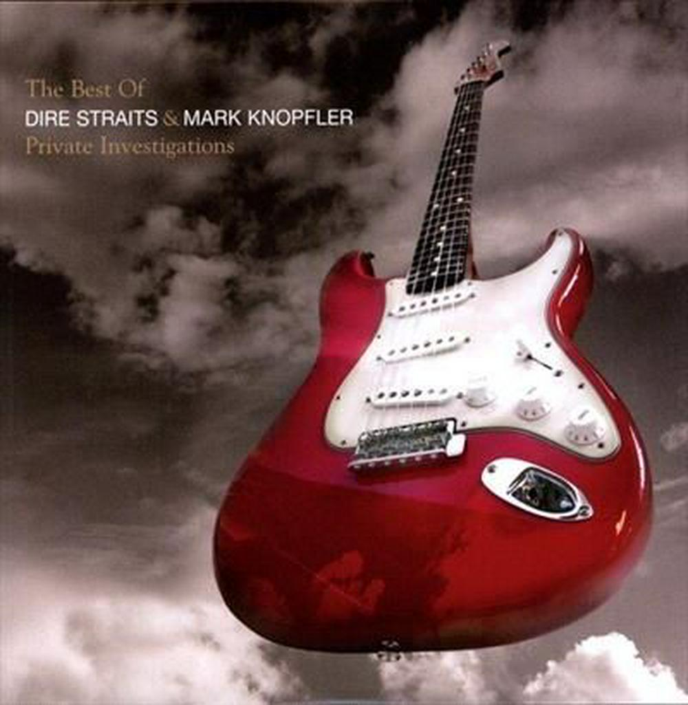 Dire Straits & Mark Knopfler ‎– Private Investigations (The Best Of)