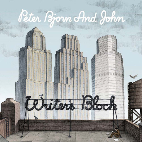 Peter Bjorn And John ‎– Writer's Block