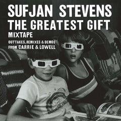 Sufjan Stevens ‎– The Greatest Gift (Outtakes, Remixes & Demos From Carrie & Lowell)