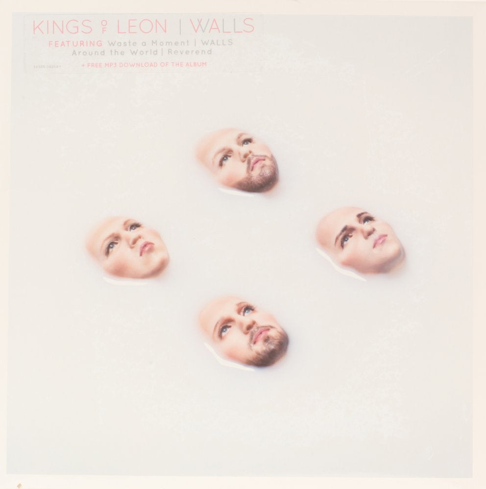 Kings Of Leon ‎– WALLS