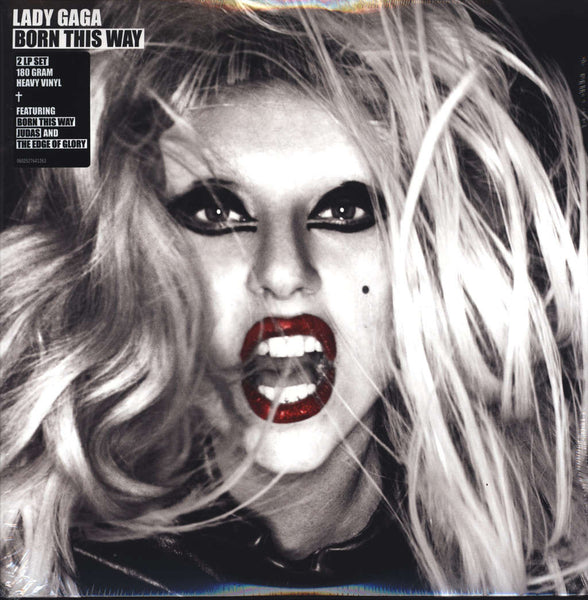 Lady Gaga - Born This Way (Vinyl 2LP)