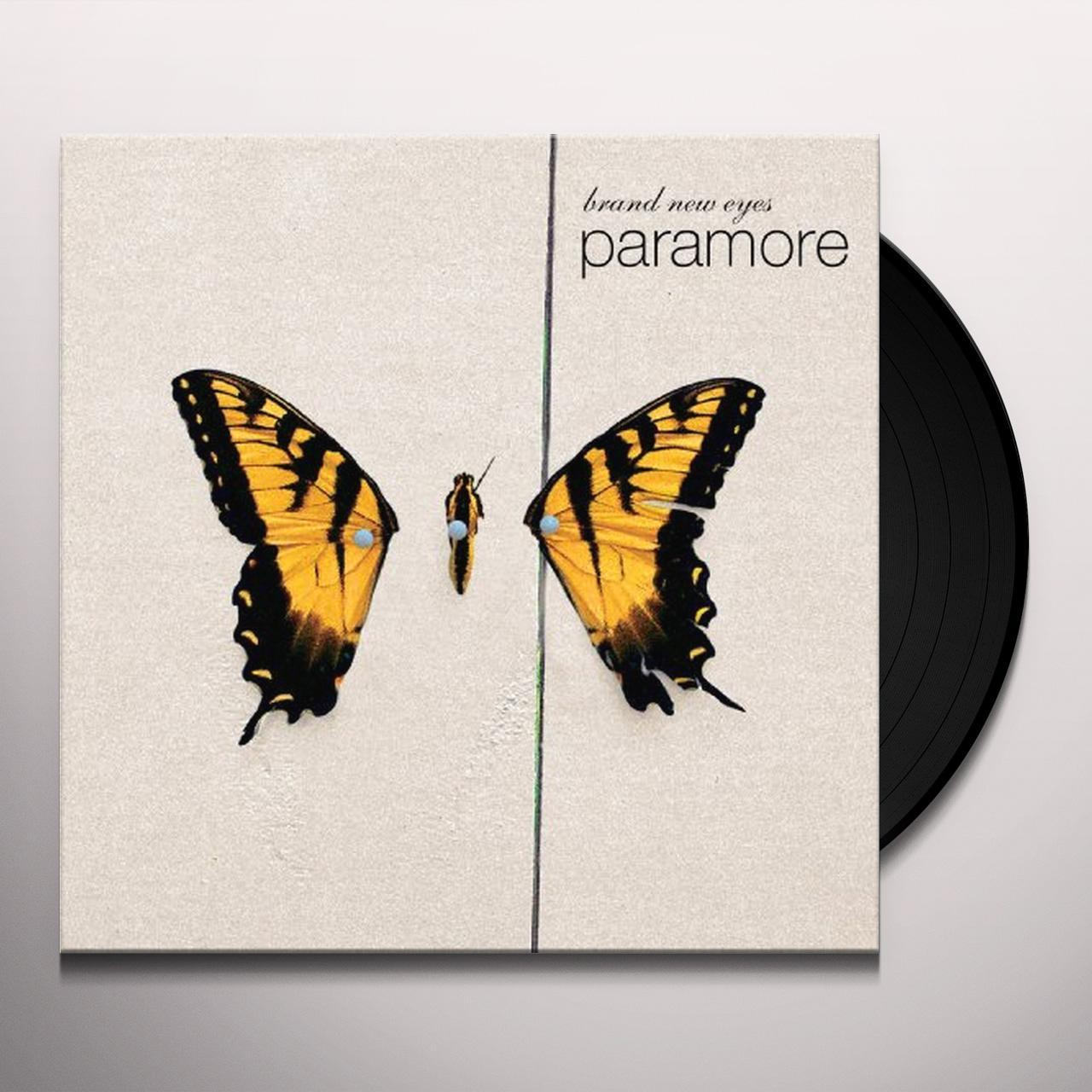 Paramore ‎– Brand New Eyes