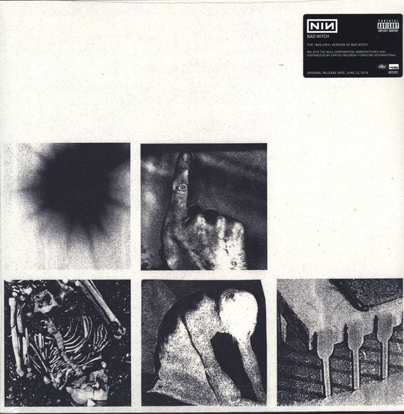 Nine Inch Nails ‎– Bad Witch