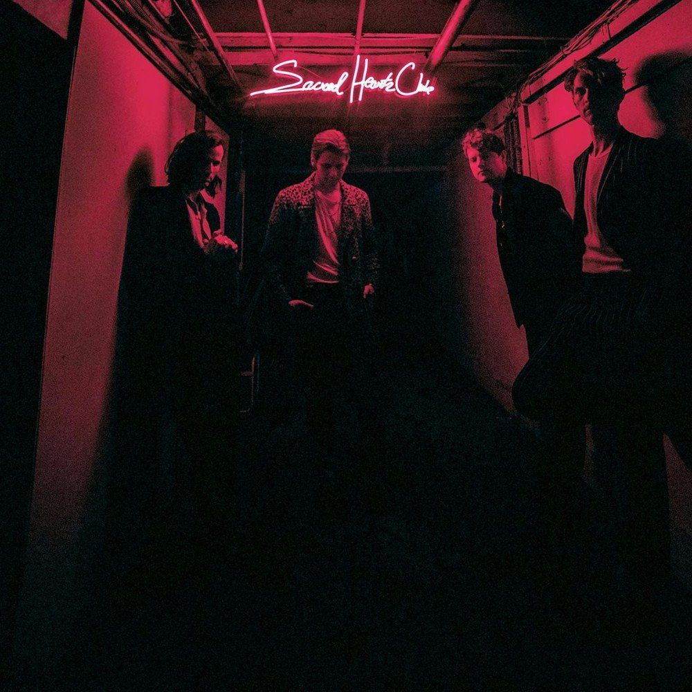 Foster The People ‎– Sacred Hearts Club