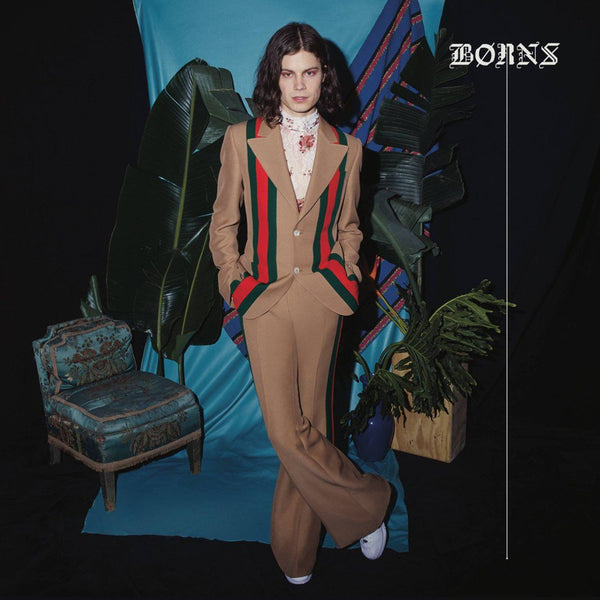 BØRNS ‎– Blue Madonna