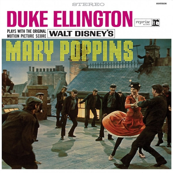 Duke Ellington ‎– Plays With The Original Motion Picture Score Mary Poppins
