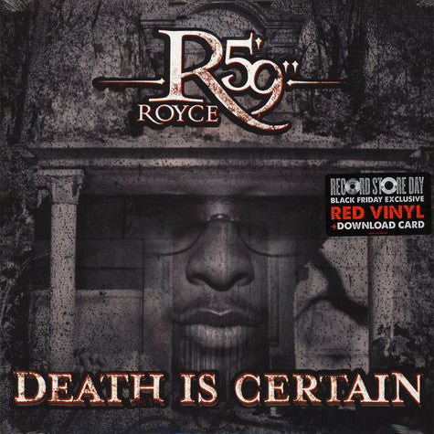 RSD Royce Da 5'9 - Death is Certain