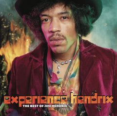 Jimi Hendrix ‎– The Best Of Jimi Hendrix