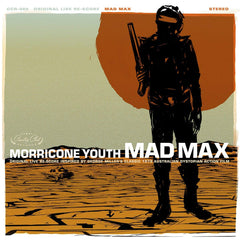 Morricone Youth - Mad Max (Colored)