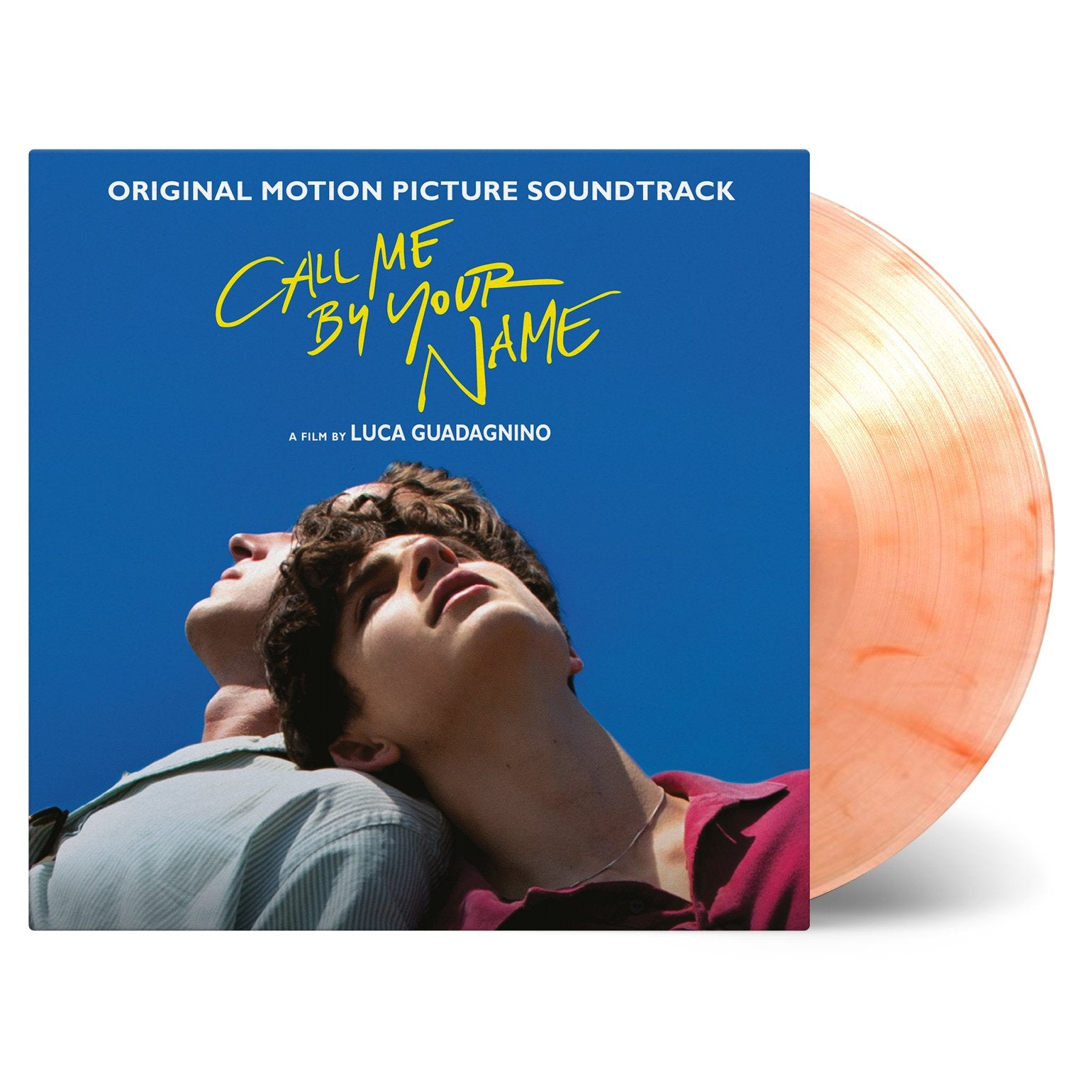 Various ‎– Call Me By Your Name (Original Motion Picture Soundtrack)