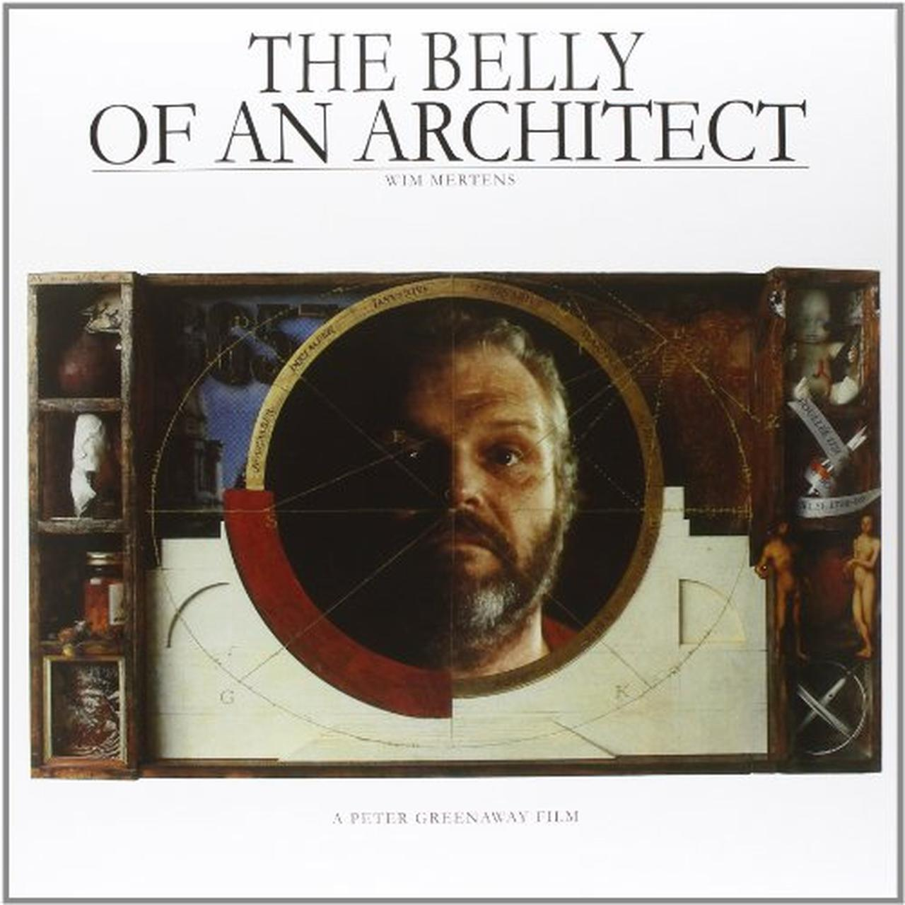 Mertens , Wim - The Belly Of An Architect