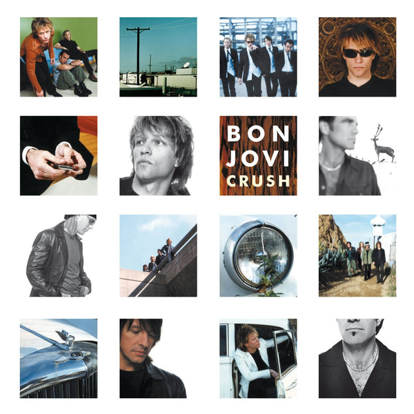 Bon Jovi ‎– Crush