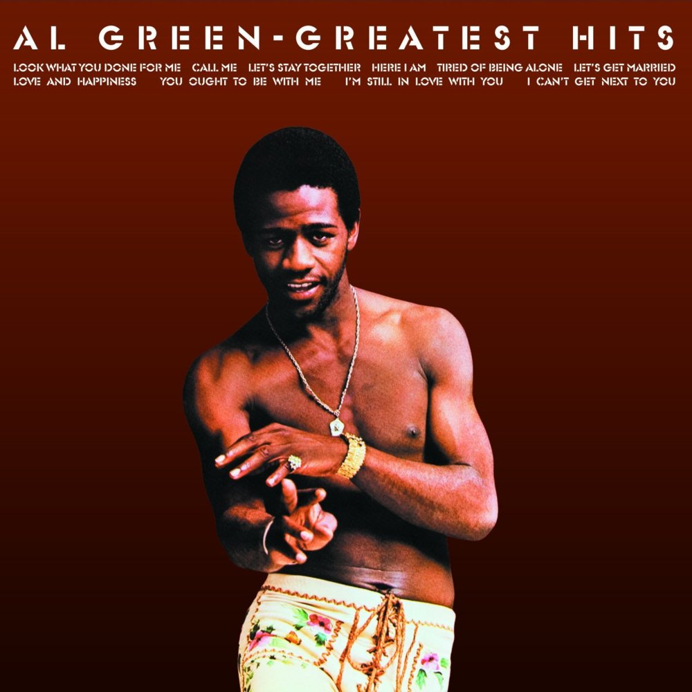 Al Green ‎– Greatest Hits