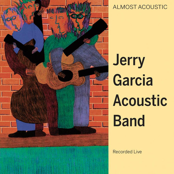 RSD Jerry Garcia Acoustic Band - Almost Acoustic