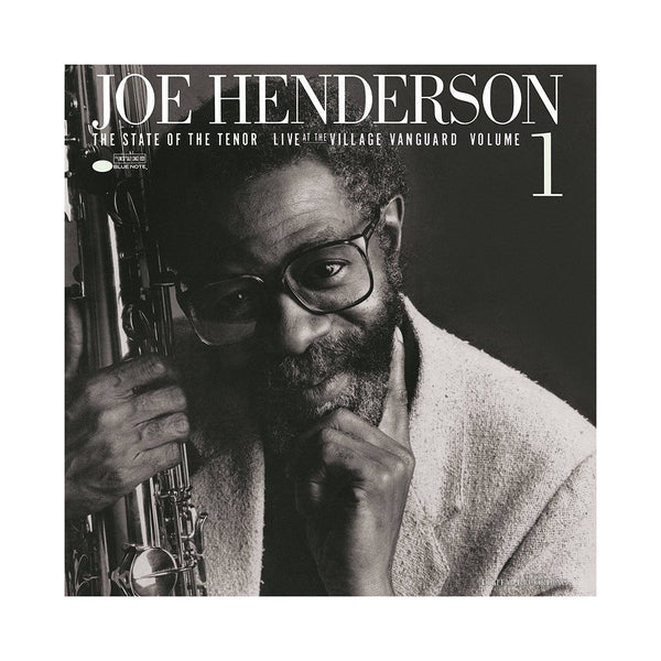 Joe Henderson ‎– The State Of The Tenor: Live At The Village Vanguard Volume 1