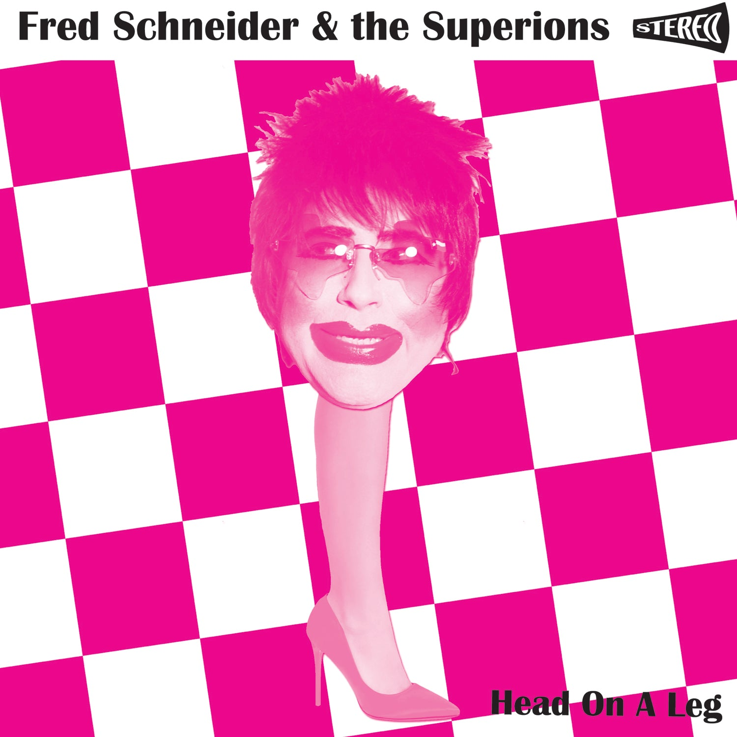 RSD Fred Schneider & The Superions - Head On A Leg