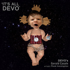 Devo's Gerald Casale - It's All Devo [12'' EP] RSD