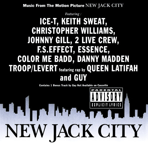 RSD Various Artists - New Jack City