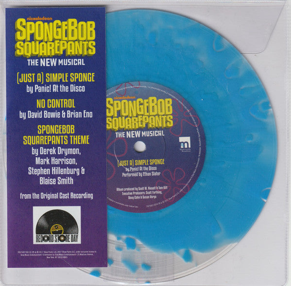 RSD Various ‎– Spongebob Squarepants The New Musical