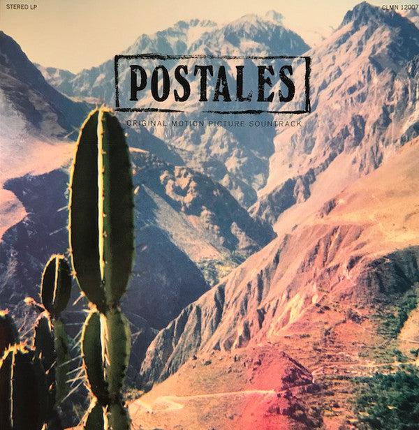 Various ‎– Postales: The Original Motion Picture Soundtrack