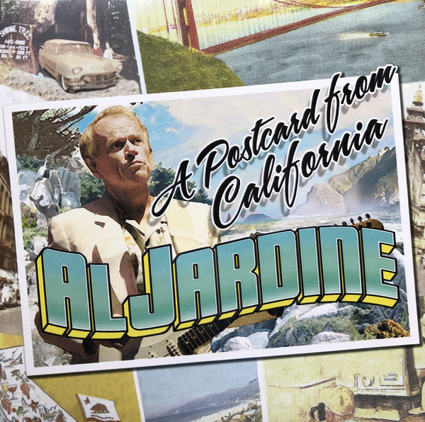 Al Jardine ‎– A Postcard From California