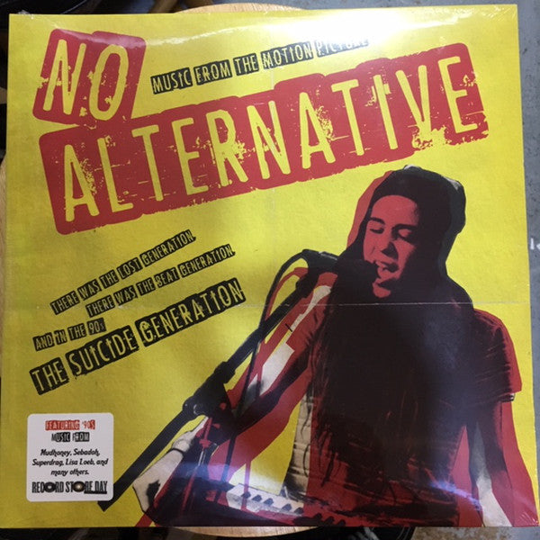 RSD Various Artists - No Alternative Soundtrack