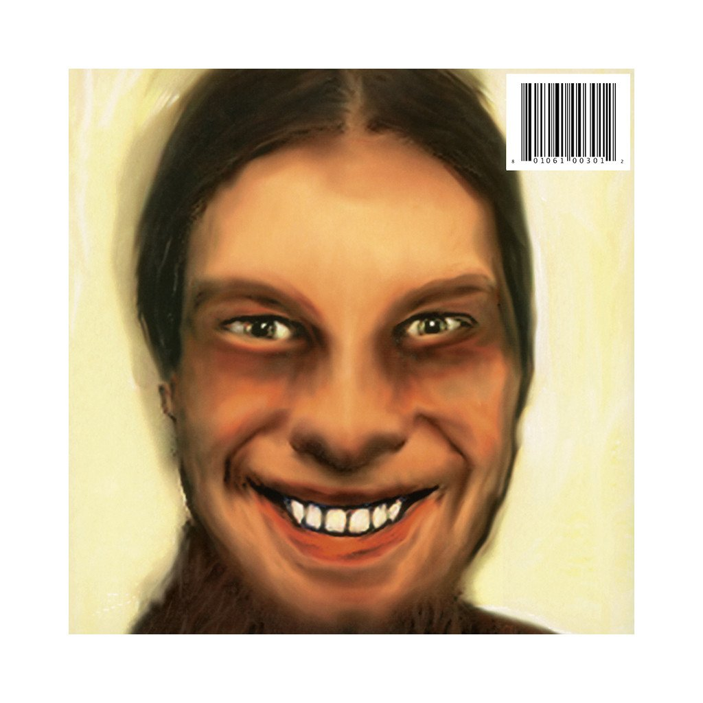 Aphex Twin ‎– ...I Care Because You Do