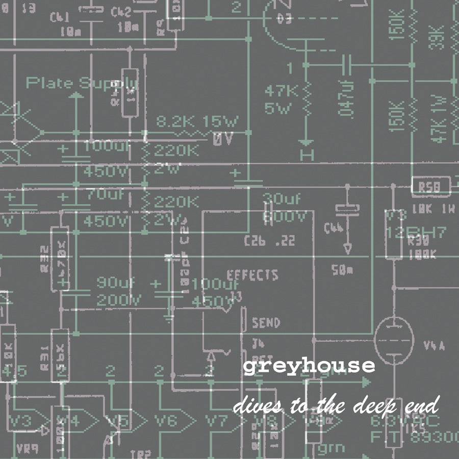 Greyhouse ‎– Dives To The Deep End RSD