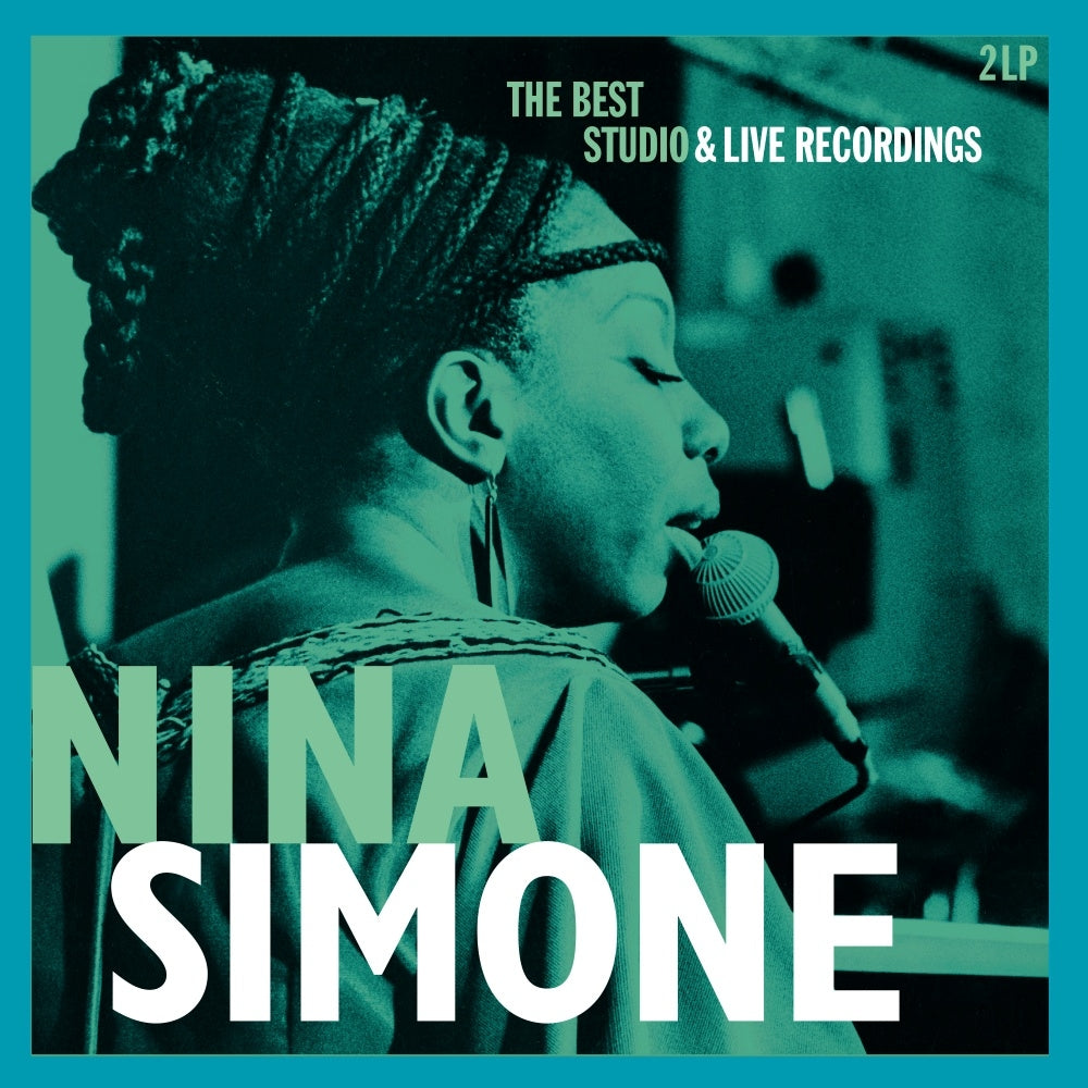 Nina Simone ‎– The Best Studio & Live Recordings