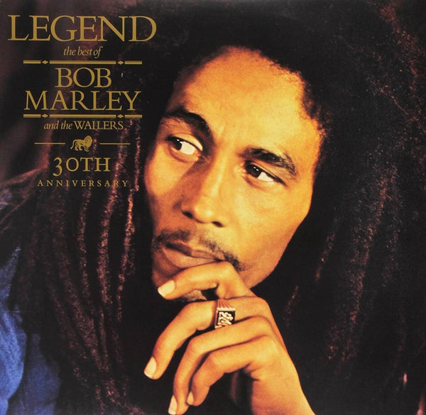 Bob Marley - And The Wailers Legend: 30th Anniversary (Colored Vinyl 2LP)