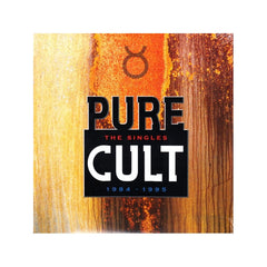 The Cult ‎– Pure Cult The Singles 1984 - 1995