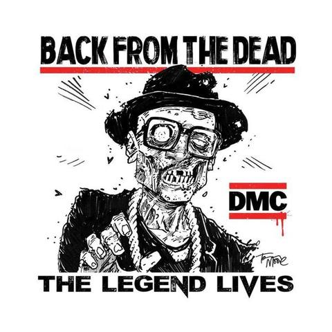 "RSD- Darryl ""DMC"" -  Back From The Dead: The Legend Lives"