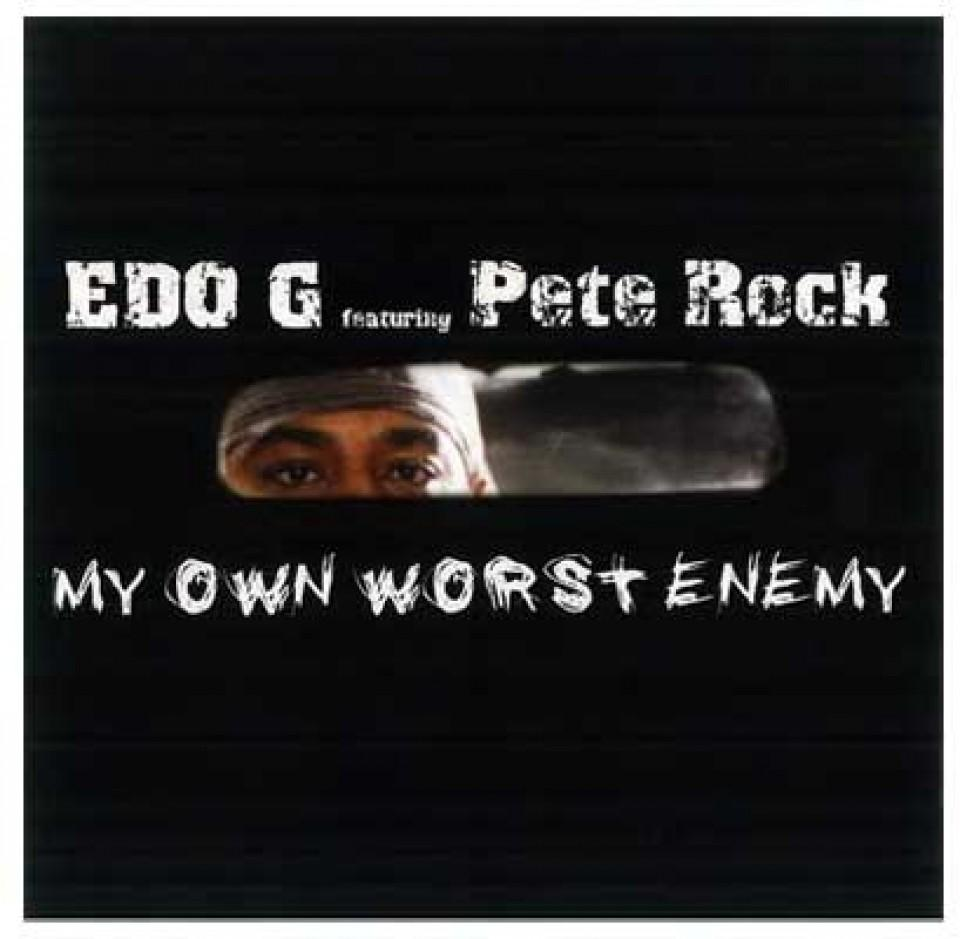 RSD Edo G featuring Pete Rock - My Own Worst Enemy