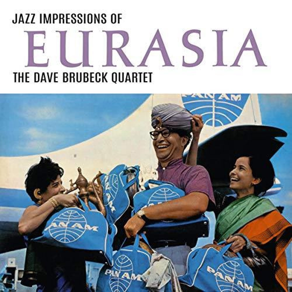 The Dave Brubeck Quartet ‎– Jazz Impressions Of Eurasia