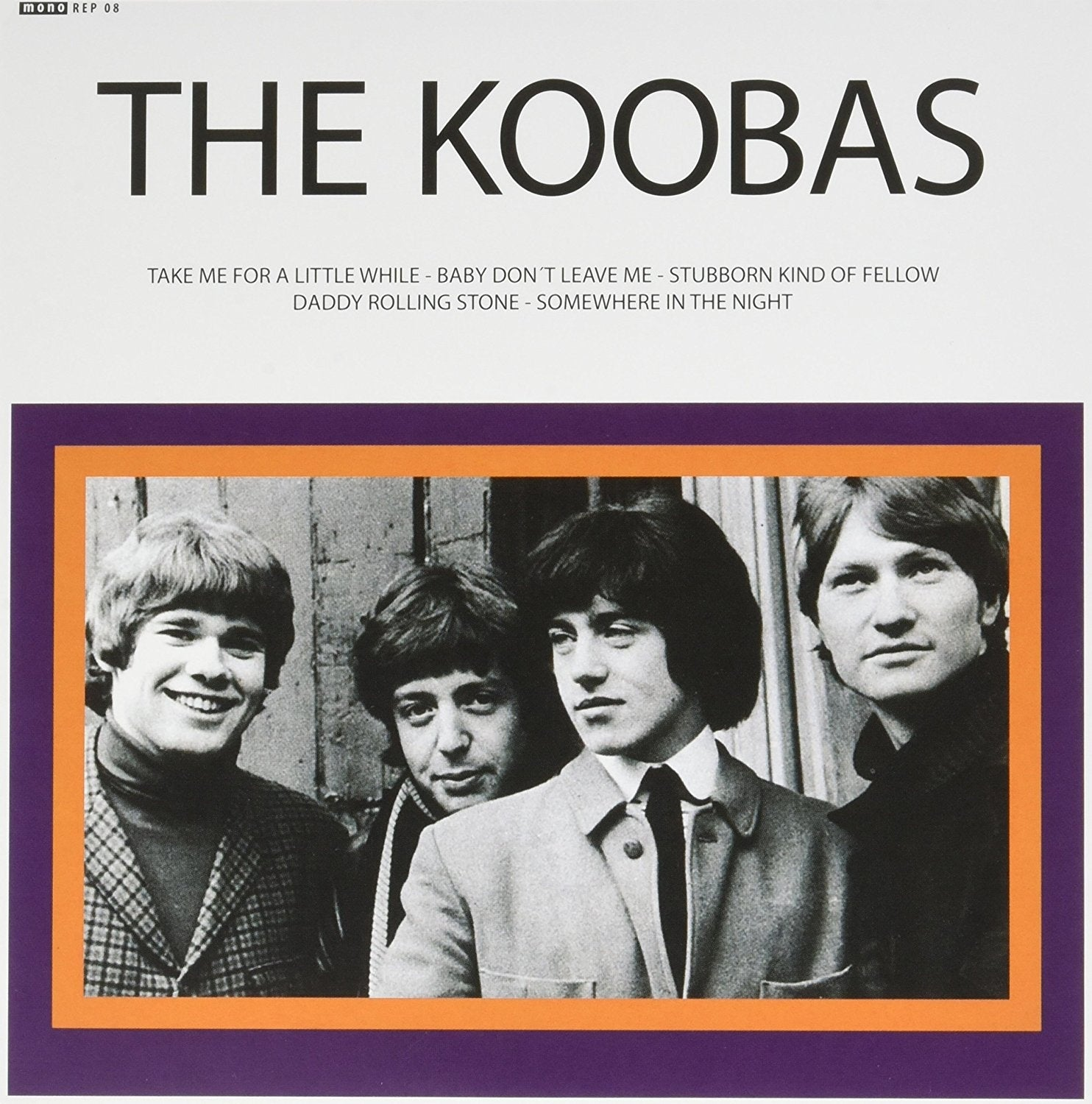 The Koobas ‎– Live In Germany