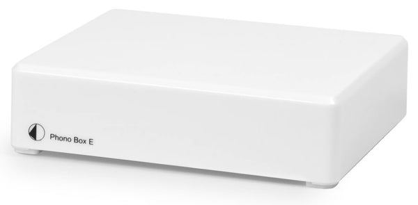 Phonostage Pro-Ject Phono Box E Blanco