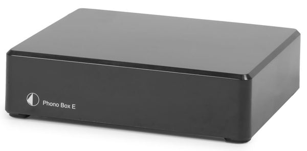 Phonostage Pro-Ject Phono Box E Negro