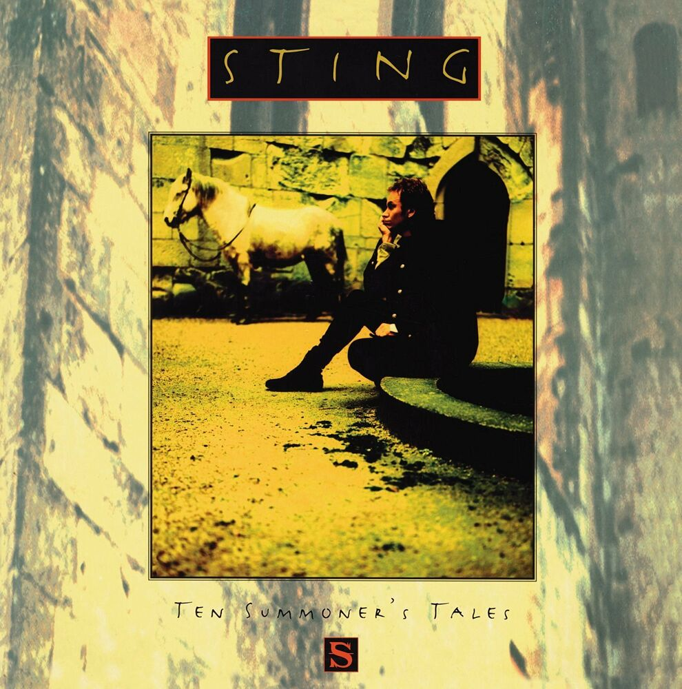 Sting ‎– Ten Summoner's Tales