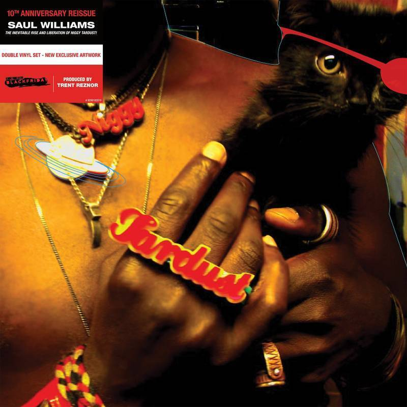RSD Saul Williams - The Inevitable Rise And Liberation Of Niggy Tardust (10th Anniversary)