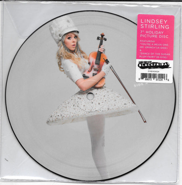 RSD Lindsey Stirling - Holiday Picture Disc