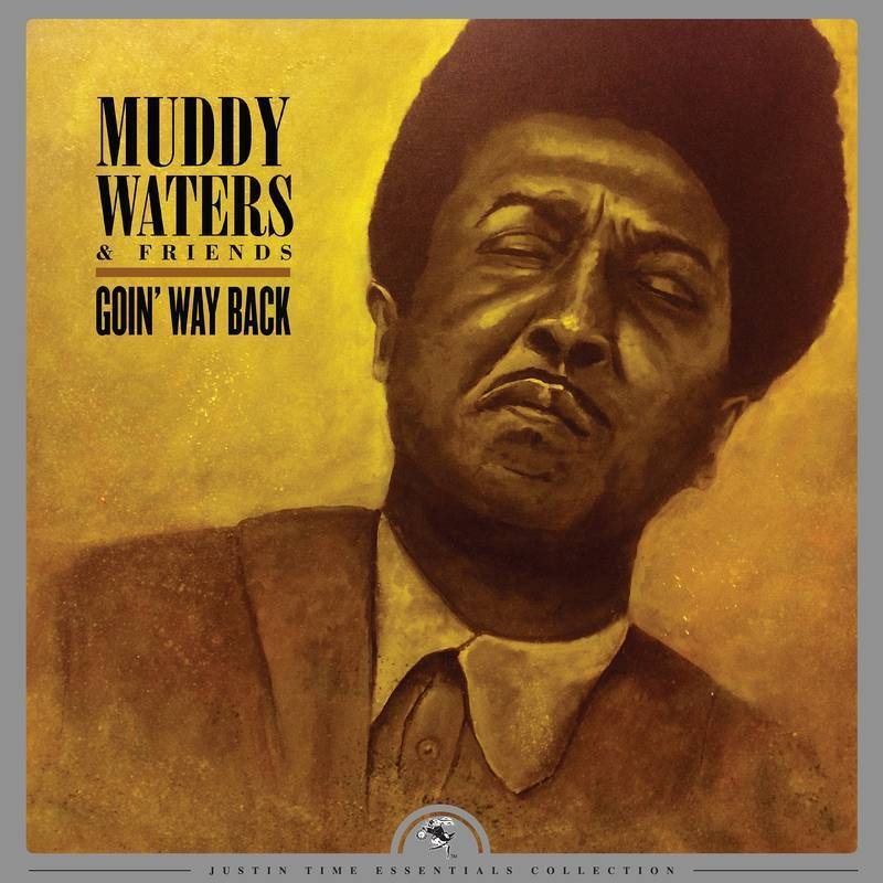 Muddy Waters ‎– Muddy Waters & Friends - Goin' Way Back